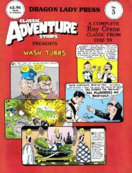 Dragon Lady Press's Classic Adventure Strips Issue # 5