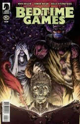 Dark Horse Comics's Bedtime Games Issue # 4