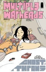 Image Comics's Multiple Warheads: Ghost Throne Issue # 1