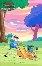 KaBOOM!'s Adventure Time/Regular Show Issue # 2d
