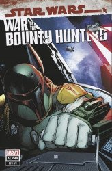Marvel Comics's Star Wars: War of the Bounty Hunters - Alpha Issue # 1tfaw