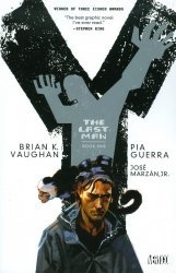 Vertigo's Y: The Last Man TPB # 1c