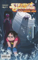 KaBOOM!'s Steven Universe and the Crystal Gems Issue # 4