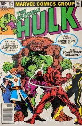 Marvel Comics's Incredible Hulk Issue # 258