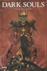 Titan Comics's Dark Souls: Tales of Ember Issue # 1g