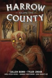 Dark Horse Comics's Harrow County Hard Cover # 2