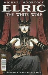 Titan Comics's Elric White Wolf Issue # 2b