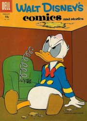 Dell Publishing Co.'s Walt Disney's Comics and Stories Issue # 209b