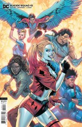 DC Comics's Suicide Squad Issue # 10b