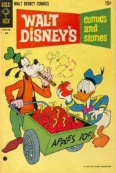 Gold Key's Walt Disney's Comics and Stories Issue # 333b