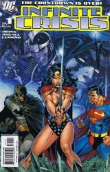 DC Comics's Infinite Crisis Issue # 1