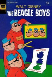 Gold Key's Beagle Boys Issue # 20whitman