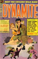 Allen Hardy Associates's Dynamite Issue # 7