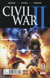 Marvel's Civil War II Issue # 0h