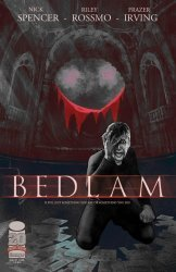 Image Comics's Bedlam Issue # 1