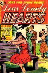 Comic Media's Dear Lonely Heart Issue # 8