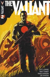 Valiant Entertainment's The Valiant Issue # 2d