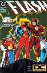 DC Comics's Flash Issue # 98b