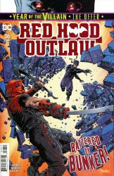 DC Comics's Red Hood and the Outlaws Issue # 36