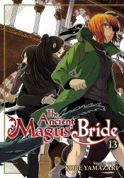 Seven Seas Entertainment's The Ancient Magus Bride Soft Cover # 13