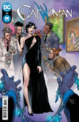 DC Comics's Catwoman Issue # 31