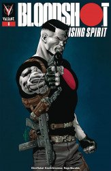 Valiant Entertainment's Bloodshot: Rising Spirit Issue # 8b