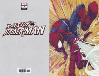 Marvel Comics's Non-Stop Spider-Man Issue # 2e