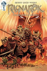 IDW Publishing's Ragnarok: Breaking Of Helheim Issue # 1