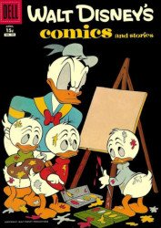 Dell Publishing Co.'s Walt Disney's Comics and Stories Issue # 199b