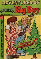 Timely Comics's Adventures of Big Boy Issue # 46
