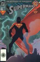 DC Comics's Superman Issue # 0b