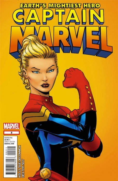 captain marvel 2 preview
