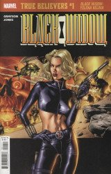 Marvel Comics's True Believers: Black Widow Yelena Belova Issue # 1
