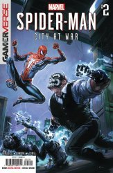 Marvel Comics's Marvel's Spider-Man: City at War Issue # 2