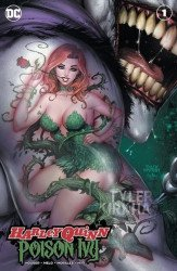 DC Comics's Harley Quinn and Poison Ivy Issue # 1 4color beast-b