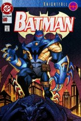 DC Comics's Batman Issue # 500la mole
