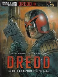 Rebellion's Dredd: Top of the World, Ma-Ma Issue # 1