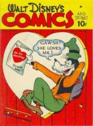 Dell Publishing Co.'s Walt Disney's Comics and Stories Issue # 5b