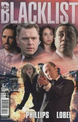 Titan Comics's The Blacklist Issue # 10b