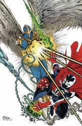 Image Comics's Spawn Issue # 298b