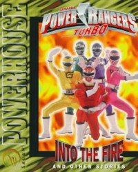 Acclaim Comics's Power Rangers Turbo: Into the Fire and Other Stories Issue Info