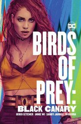 DC Comics's Birds Of Prey: Black Canary TPB # 1