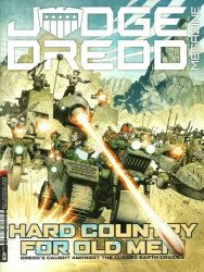 Rebellion's Judge Dredd: Megazine Issue # 408