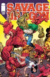 Image's Savage Dragon Issue # 199