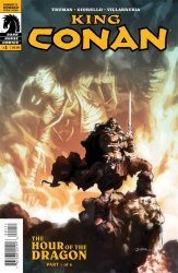 Dark Horse's King Conan: The Hour of the Dragon Issue # 1