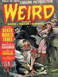 Eerie Publications's Weird Magazine Issue # 9