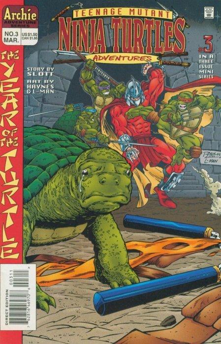 Teenage Mutant Ninja Turtles: Amazing Adventures #10   CBR