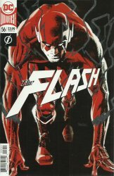 DC Comics's The Flash Issue # 56