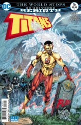 DC Comics's Titans Issue # 16
