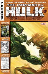 Marvel Comics's Immortal Hulk  Issue # 5directors cut